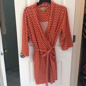 Vera Bradley robe